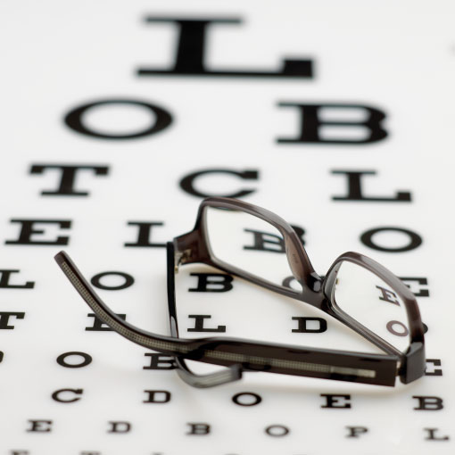 Eye exams are crucial for healthy vision - book your eye exam today at Luxury Eyewear